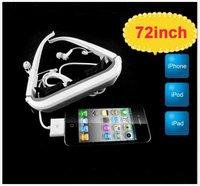 (Iwear) New 72inch virtual screen video eyewear glasses Ipad/Ipod/Iphone with DHL free shipping