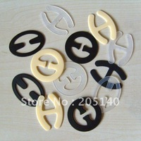 5000 pcs / lot Bra Clip Breast Straps Control Cleavage Clips As Seen On TV Free Shipping