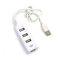 High Speed 4 Port USB Hub,USB 1.1 Mini usb hub 50 pcs a lot