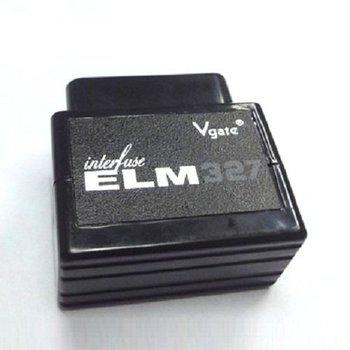 Super Mini bluetooth ELM327 OBD obdii diagnostic tools scanner