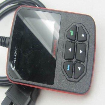 2012 Top Launch OBD II code reader,color screen Creader 6,online update Launch Creader VI --(13)