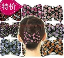 wholesale flower hair clips