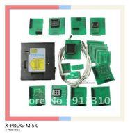 Universal ECU tool xprog m v5.0 X-PROG-M X prog M 18 adaptors