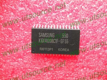 K6X4008C1F-GF55:512Kx8 bit Low Power full CMOS Static RAM