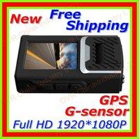 Автомобильный видеорегистратор Car camera F500LHD Full HD 1920X1080P 30fps Car black box and night vision H.264 HDMI