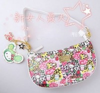 3pcs/lot Free shipping Wholesale New Hello Kitty handbag/shoulder bag,Messenger Bag,CF_G344
