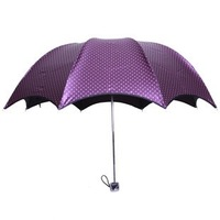 wholesale 10pcs High quality Folding umbrella, Strong UV umbrella, Free shipping