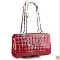 Сумка 2013 very cool retro rivet tassel women tote bag/handbag/shoulder bag WLHB449