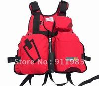 New professional fishing lifesaving service rock fishing lifejackets fishing clothing vest floating material removable