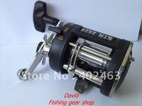Dexterity Multiplier Fishing Reel Suitable for Trolling or Baitcasting Fishing  STR2525  Aluminum Spool