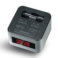 Hot Sale Docking Station Speaker for iPod&iPhone+ Clock+FM Radio