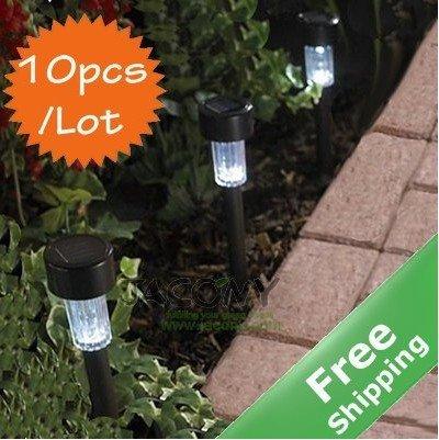 Солнечный светильник для улицы Solar lawn light + + 1 LED + 100% + 10sets