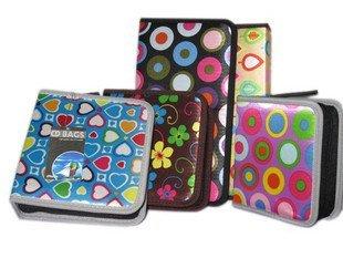 sale high-end  cd Box/package/Cute CD Storage Bag/Case/Disc Storage Package/Holder  80pcs cd case