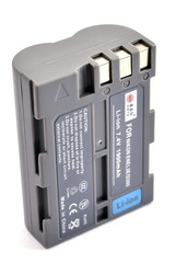 DSTE Battery ENEL3E/D300 EN-EL3E for Nikon D30 D50 D70 D90 D70S D100 D200(China (Mainland))