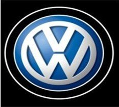 Dedicated car used 5W LED Volkswagen LOGO Gohst shadowlight/ laser light--free shipping(China (Mainland))
