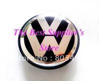 50piece Free Shipping Top Quality VW Volkswagen 3D Chrome Wheel Center Cap GOLF JETTA PASSAT LUPO POLO 70MM