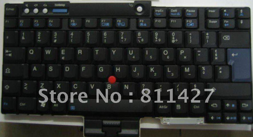 wholesale free shipping brand new ORIGINAL laptop keyboard for LENOVO IBM R60 R60E R60I OWEN\ENGLISH(China (Mainland))