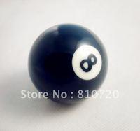 "Free shipping 1pcs NO.8 Pool snooker Billiard table Cue NO.8 ball 2-1/4"" 57.2MM"