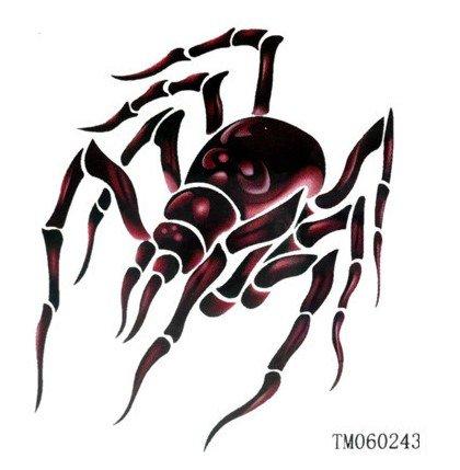free black widow spider font