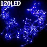 Светодиодная лампа YELLOW LED light 10M string lights
