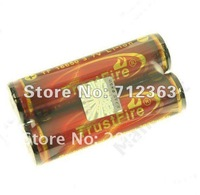 Free DHL 100PCS Brand New High Capacity Power TrustFire 3000mAh 18650 Battery with PCB Protection