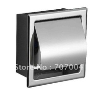 Stainless Steel  Toliet  Paper  Holder  Polish  Finished  Modern Style