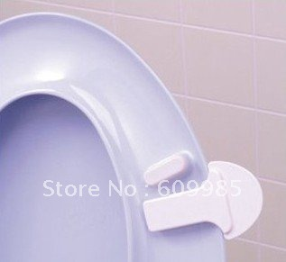 Convenient toilet cover of handle health protector