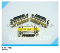 D-SUB MINI GENDER CHANGER DB15 Female to DB15 Female Adapter