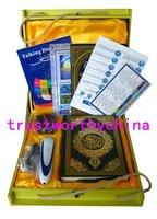 Freeshipping  Quran pen M9 Quran pen memory 4G Quran pen built in battery USB charger
