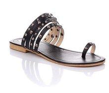 Smart Lady slipper for women sandals and women slides & Black,Beige(China (Mainland))