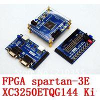 Free Shipping,Xilinx FPGA spartan-3E XC3250ETQG144 development Kit