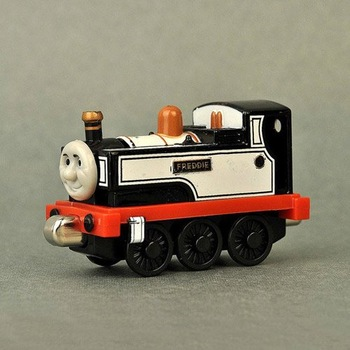 100% original Thomas & Friends Thomas metal  Freddie Models collections kids birthday gifts retail quality  free shipping