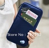 Free Shipping Portable multi-purpose travel bag Handbag Storage\Card Pack