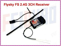 F01814 Flysky FS-GR3C 2.4G 3CH Receiver with Failsafe For RC Car Boat FS-GT3 FS-GT3B FS-GT2 FS-GT3C Transmitter(China (Mainland))