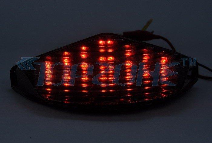 Led da cauda da motocicleta luz para a DUCATI mestre 696 / 796 / 1100 / 1100 S 08-10(China (Mainland))