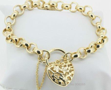 Gold Chain Bracelet for Women