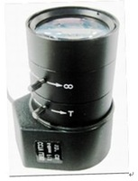 F02223 CS Mount 6-60mm F1.6 Varifocal Manual Zoom Focal Ir Iris Aperture Lens For CCTV Security IP Camera + Free shipping