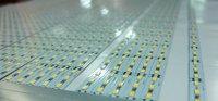 $10 off per $100 LED Cabinet Light, LED rigid Strip Light 36 LEDs/0.5m, U-Type Aluminum non Waterproof,DC12V, Wholesale 2pcs/lot