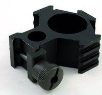 Tri-rail 30mm scope flashlight mount suit for 25/30mm free ship