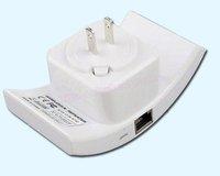 Wireless-N Wifi Repeater 802.11N Network Router Range Expander Extender 300M This is America plug