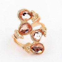 Кольцо Crystal shop