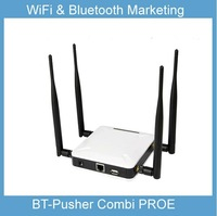 BT-Pusher FREE WiFi AP and bluetooth Advertising COMBI PROE device(with wireless wifi access point)