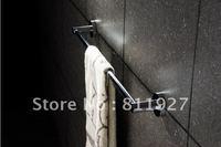 High qualitysingle  towel bar with chrome finish 10 years guarantee