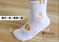 1673 extraordinary creative square week sox lovers socks
