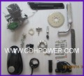 2 stroke 80cc moped bicycle engine/moped bicycle engine kit