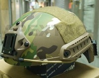 Navy Seal SF OPS FAST Style Balistic Helmet for Airsoft - Multicam free ship