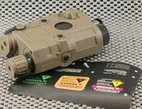 Navy Seal AN/PEQ-15 Laser Style Toy Battery Box tan free ship