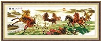 order free shippingCross-stitch finished products(Pat Chun) Dimensions Needlecrafts Counted Cross Stitch