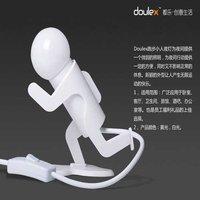 MOQ:2Pcs,Doulex LED Mini night light/Running Man High Speed decorative lamp novelty light