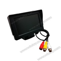 Mini  LCD Color Monitor Video color system:NTSC/PAL for 5.8G 2.4G TX RX FPV syste